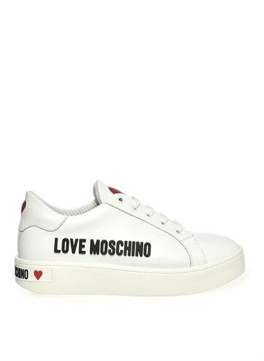 Love Moschino Love Moschino Sneaker Beyaz